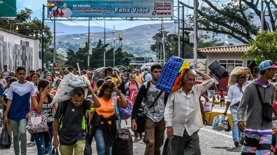 Millones de venezolanos dejan su tierra en busca de un mejor destino.