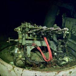El USS Hornet fue un portaaviones estadounidense que se hundió en 1942, durante la Segunda Guerra Mundial.