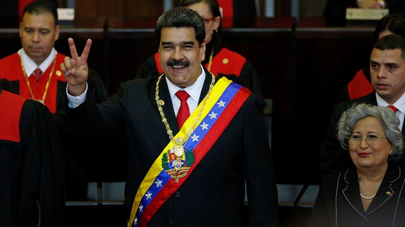 En busca de reelección, Nicolás Maduro anunció elecciones legislativas para finales de 2020
