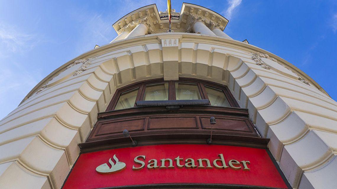 Banco Santander SA.