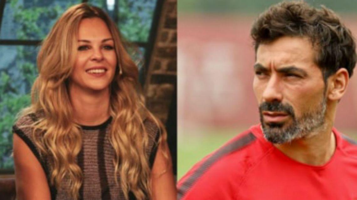 Yanina Screpante y el acuerdo millonario con Pocho Lavezzi