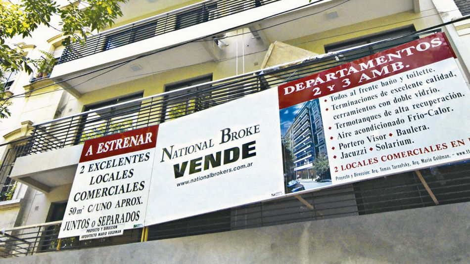 30042019 Caida en la venta en las inmobiliarias