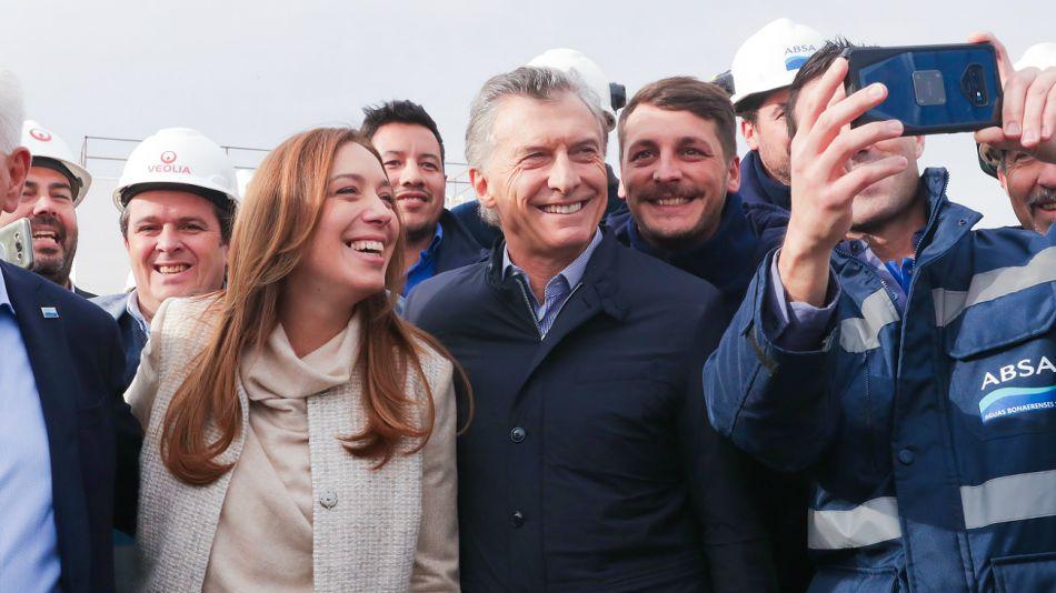 Macri, durante una reciente aparición pública.