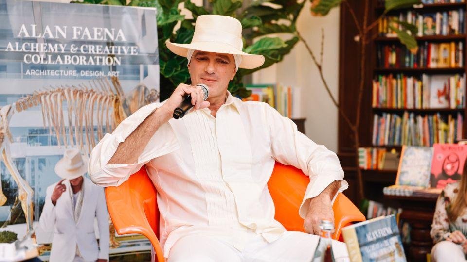 El empresario argentino Alan Faena.