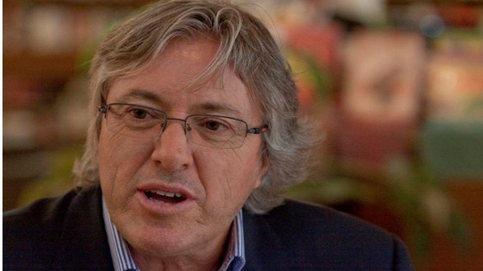 Alejandro Roemmers, empresario y poeta.
