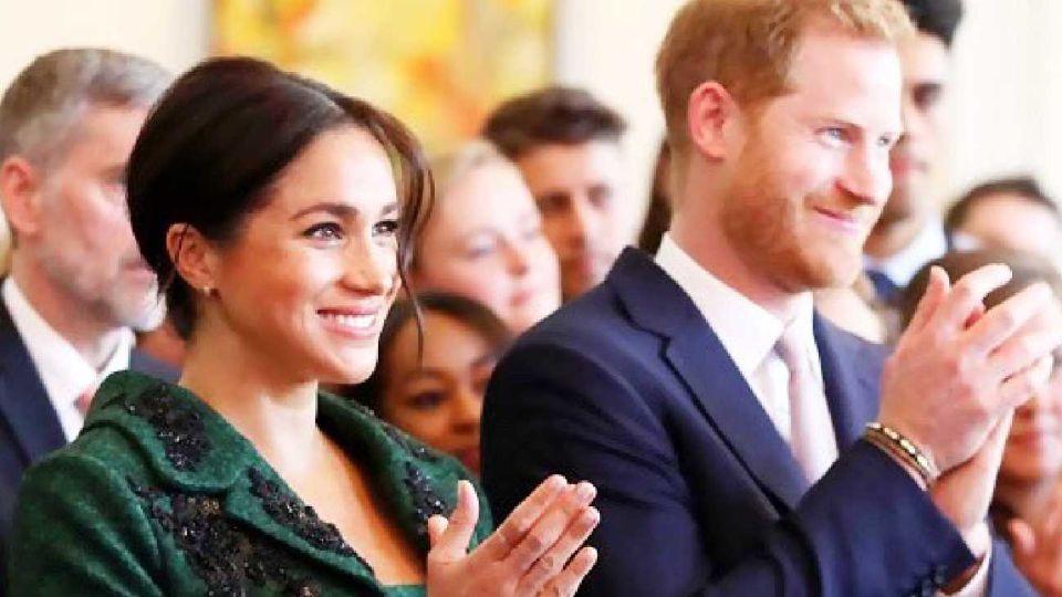 Harry y Meghan markle, esperan su primer heredero.