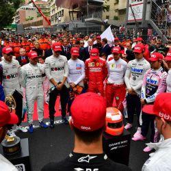 Minuto de silencio por Niki Lauda