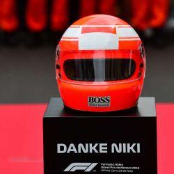Homenaje a Niki Lauda