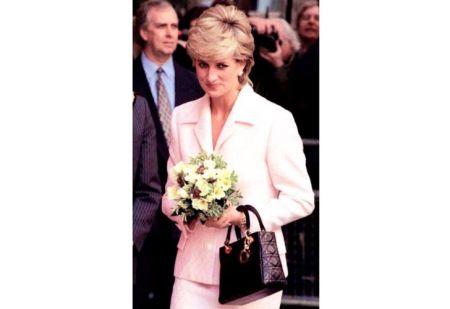El bolso Lady Dior fue el artículo fetiche de la princesa Lady Di.