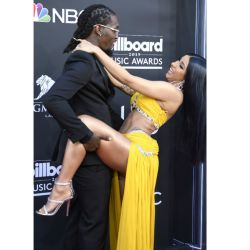 Cardi B y Offset en los Billboards Awards