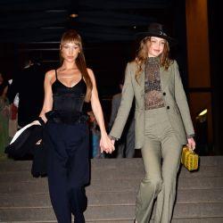 Las hermanas fashionistas deslumbran en cada aparición pública
