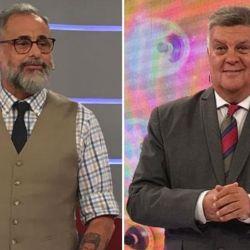Jorge Rial y Luis Ventura, enfrentados.