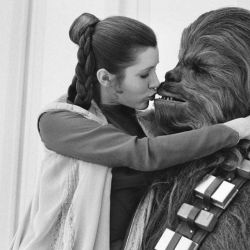 Peter Mayhew y Chewbacca, un sólo corazón.