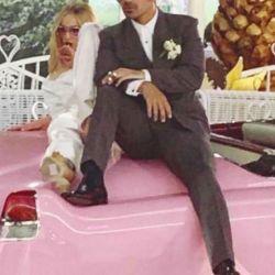 Sophie Turner y Joe Jonas, casados.