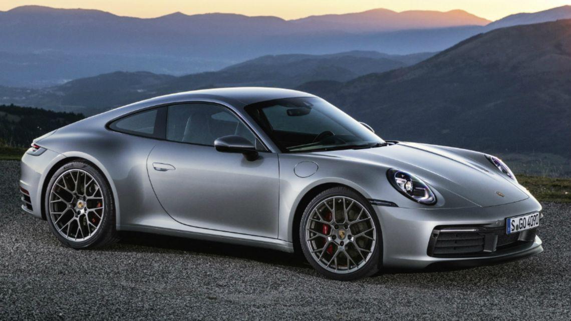 0d4e895fbe Parabrisas | Oficial: el nuevo Porsche 911 arribará a la Argentina ...