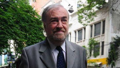 El periodista Migue Bonasso.
