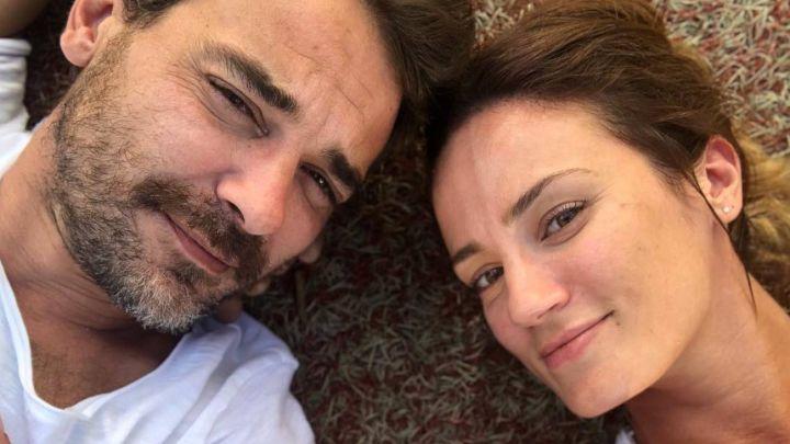Paula Chaves y Peter Alfonso esperan a su tercer hijo
