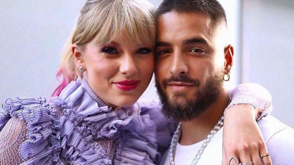 Maluma y Taylor Swift juntos
