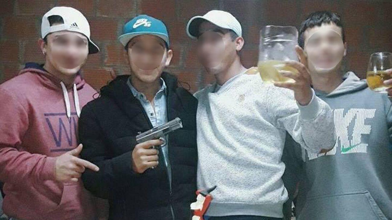 """La caída de """"La Mafia"""", la banda del jefe de sicarios de Los Monos"""