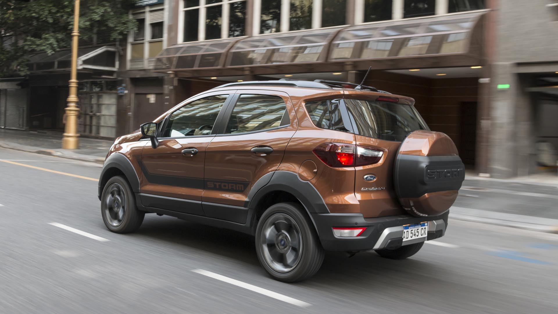 Parabrisas Ford Ecosport Storm