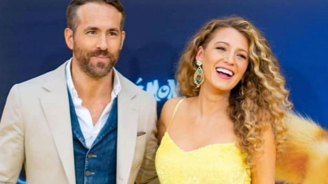 ¡La pareja de Ámerica! Blake Lively y Ryan Reynolds están esperando a su tercer hijo