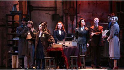 Critica de teatro - El Diario de Anna Frank