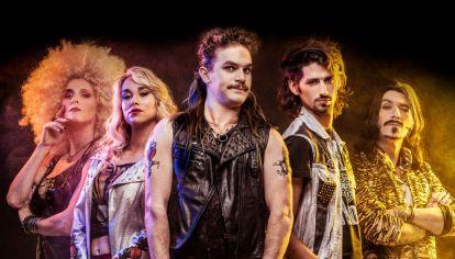 Rock of Ages - Obra de teatro