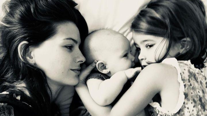 El desesperado pedido de China Suárez por sus hijas, Magnolia y Rufina