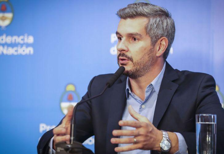 Marcos Peña 20190503