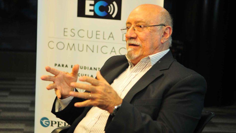 Osvaldo Santoro Escuela Comunicación