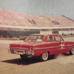 Así probábamos el Ford Falcon