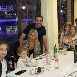 Mica Viciconte celebró sus 30 años