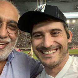 Oscar González Oro y su deseo que ampliar su familia