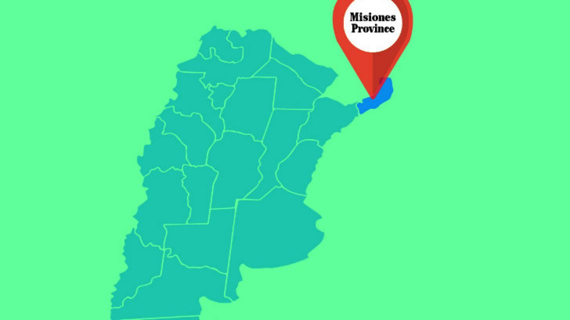 Misiones province.