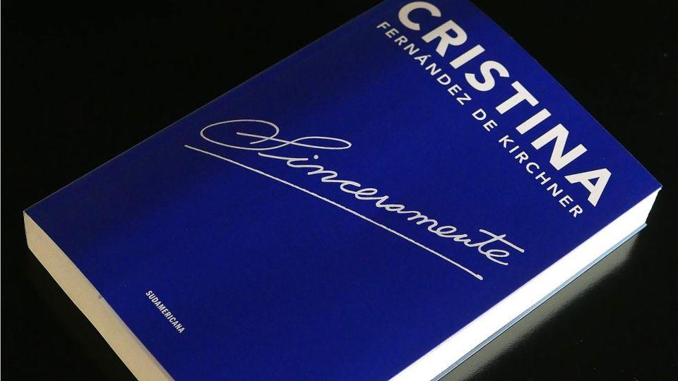 Autora: el libro de la ex presidenta.