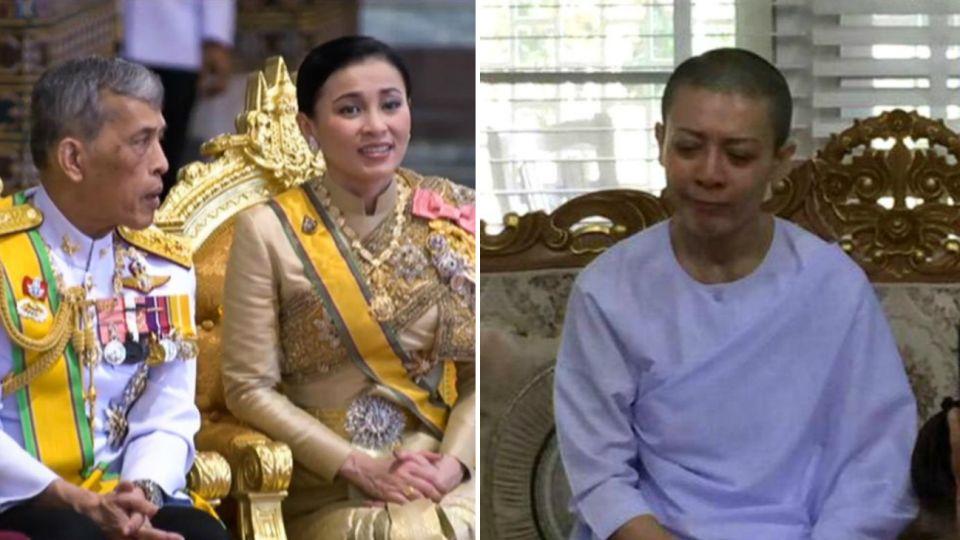coronacion tailandia reina suthida