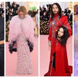 Los looks más comentados del Met Gala