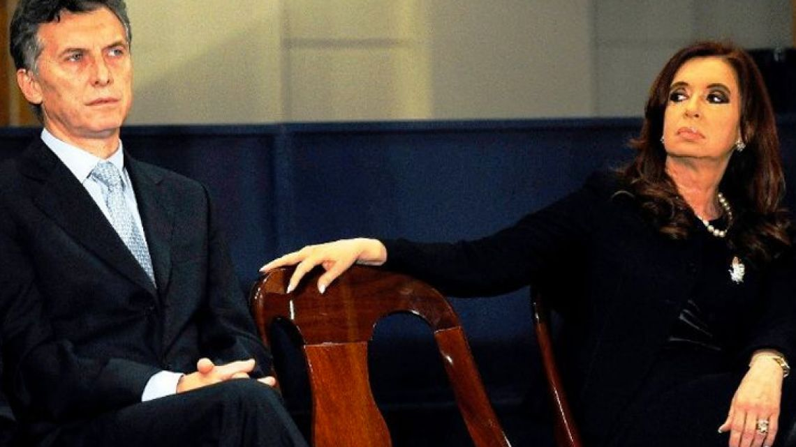 The government has confirmed that it will invite Cristina Fernández de Kirchner to its 'round table' dialogue.
