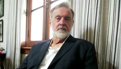 Rafael Bielsa, ex canciller.