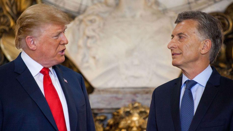 Trump Macri 05062019