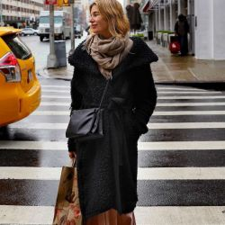 Dolores Barreiro pasa sus primeros días de soltería recorriendo las calles de Nueva York