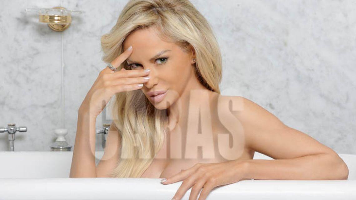 La modelo contó calientes detalles de su intimidad. Mirá.