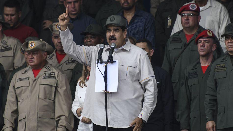 Nicolás Maduro 05072019