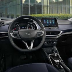 Interior Nueva Chevrolet Tracker