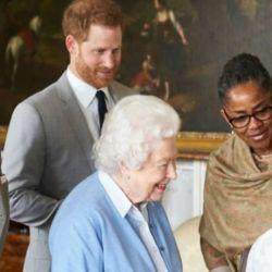 Meghan Markle y el príncipe Harry presentaron a Archie Harrison Mountbatten-Windsor