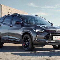 Nueva generación Chevrolet Tracker