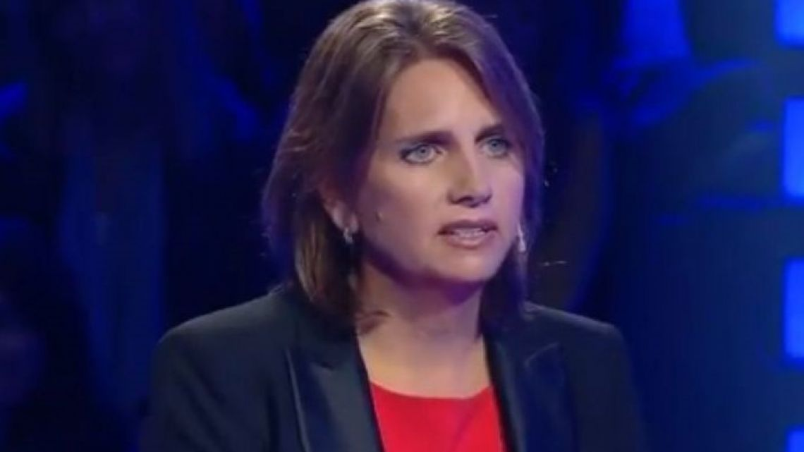 Cancer researcher Dr. Marina Simian on 'Who Wants To Be a Millionaire?'
