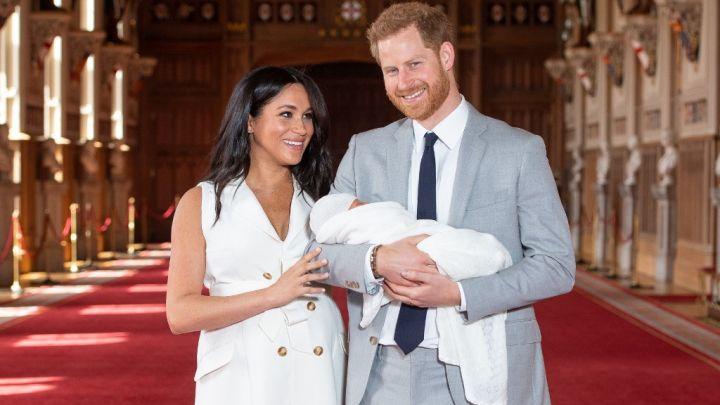 Así será el bautismo de Archie, el hijo de Meghan Markle y el Príncipe Harry