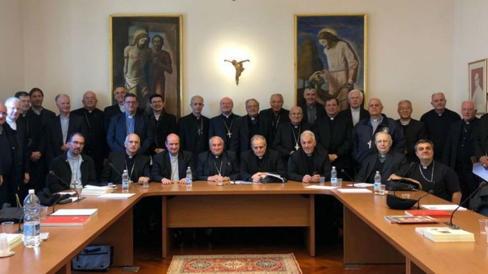 La invitación llegó durante la visita de los obispos a Francisco