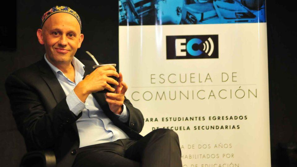 Sergio Bergman Escuela Comunicación